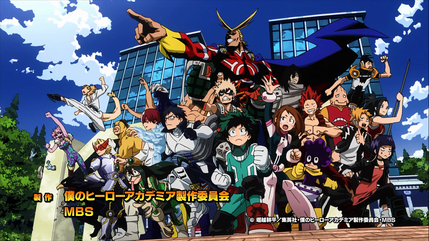 My Hero Academia Is An Amazing Anime To Watch Omnigeekempire
